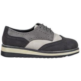 Grijze schoenen VICES grijs