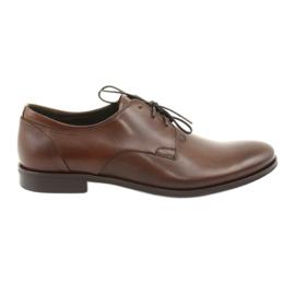Leren schoenen Pilpol 1609 bruin
