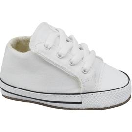 Converse Chuck Taylor All Star Cribster Jr 865157C schoenen wit