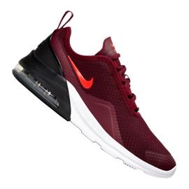 Rood Nike Air Max Motion 2 Gs Jr AQ2741-601 schoenen