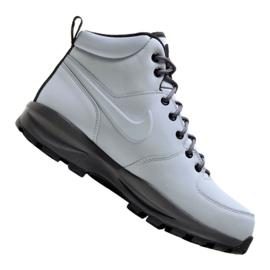 Grijs Nike Manoa Leather M 454350-004 schoenen