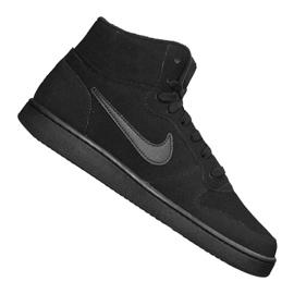 Nike Ebernon Mid Se M AQ8125-003 schoenen zwart
