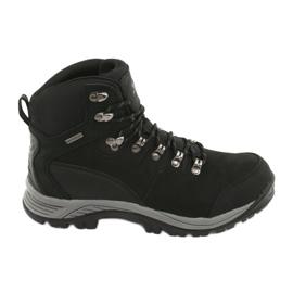Zwarte Atletico 66176 Trekking-schoenen
