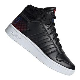 Adidas Hoops Mid 2.0 Jr EE8547 schoenen zwart