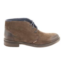 Laarzen van Badura 4753 bruin
