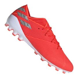Adidas Nemeziz 19.1 Ag M EF8857 voetbalschoenen rood rood