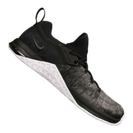 Zwart Nike Metcon Flyknit 3 M AQ8022-001 schoenen