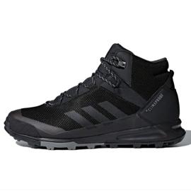 Adidas Terrex Tivid Mid M S80935 schoenen zwart