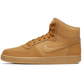 Nike Ebernon Mid Se M AQ8125-701 schoenen bruin