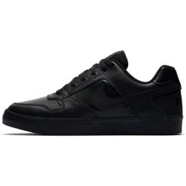 Nike Sb Delta Force gevulkaniseerde M 942237-002 schoenen zwart