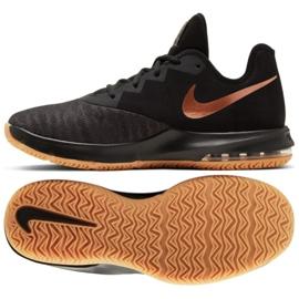 Nike Air Max Infuriate Iii Low M AJ5898-009 schoenen zwart zwart