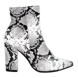 Seastar Snake Print laarzen