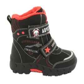 American Club Amerikaanse laarzen laarzen met RL35 membraan zwart