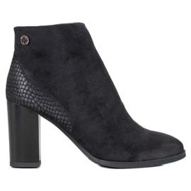 Goodin Boots On A Bar zwart