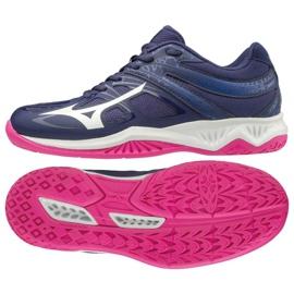 Mizuno Thunder Blade 2 W V1GC197002 schoenen purper violet