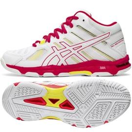 Asics Gel Beyond 5 Mt W B650N-100 schoenen wit wit