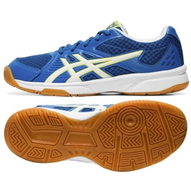 Asics Upcourt 3 W 1072A012-405 schoenen blauw