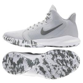 Nike Precision Iii M AQ7495-004 schoenen grijs wit