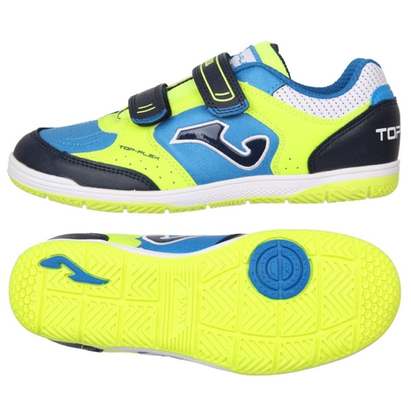 Indoorschoenen Joma Top Flex In Jr TOPJW.936.IN geel geel