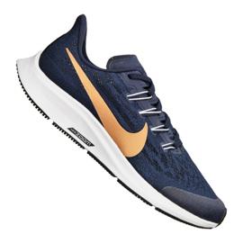 Nike Air Zoom Pegasus 36 Jr AR4149-401 schoenen marine