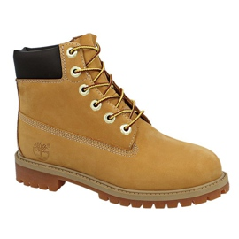Timberland 6 In Premium Wp Boot Jr 12909 schoenen geel