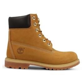 Timberland Premium 6 Inch Jr 10361 schoenen geel