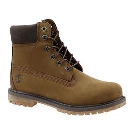 Timberland 6 Premium Boot Jr A19RI schoenen bruin
