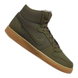 Nike Ebernon Mid Se M AQ8125-301 schoenen groen