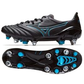 Mizuno Morelia Neo Ii Mix M P1GC195325 voetbalschoenen zwart zwart