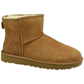 Ugg Classic Mini II schoenen W 1016222-CHE bruin