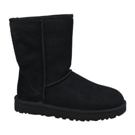 Ugg Classic Short II schoenen W 1016223-BLK zwart