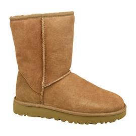 Ugg Classic Short II schoenen W 1016223-CHE bruin