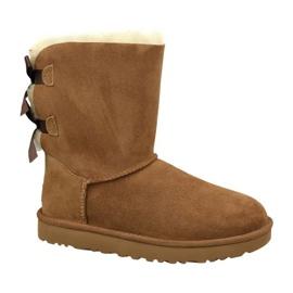 Ugg Bailey Bow Ii W 1016225-CHE schoenen bruin