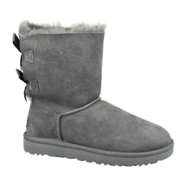 Ugg Bailey Bow Ii W 1016225-GREY schoenen grijs