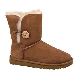 Ugg Bailey Button Ii W 1016226-CHE schoenen bruin