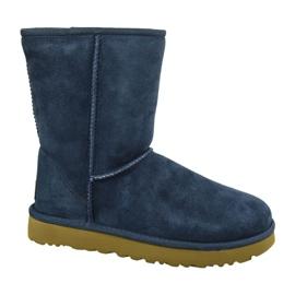 Ugg Classic Short II schoenen W 1016223-NAVY marine