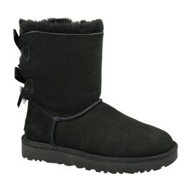 Ugg Bailey Bow Ii W 1016225-BLK schoenen zwart