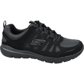 Skechers Flex Appeal 3.0 W 13061-BBK schoenen zwart