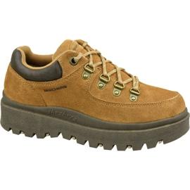 Skechers Shindigs-Stompin 48582-TAN schoenen bruin
