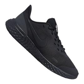 Nike Revolution 5 Gs Jr BQ5671-001 schoenen zwart