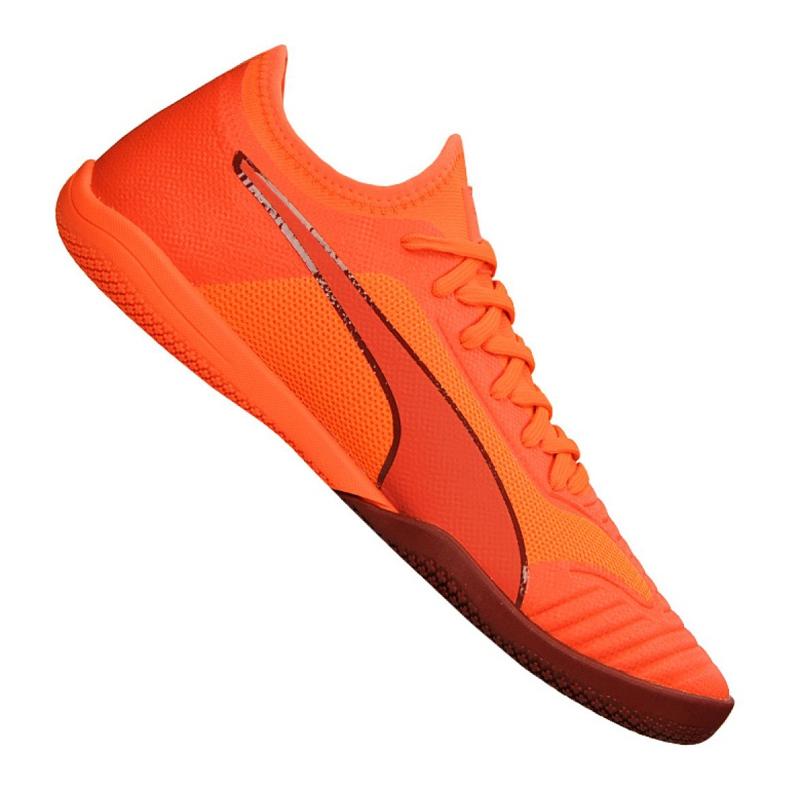 Indoorschoenen Puma 365 Sala 1 M 105753-02 oranje rood, oranje