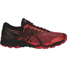 Asics Gel-Fuji Trabuco 6 M T7E4N-9023 hardloopschoenen rood