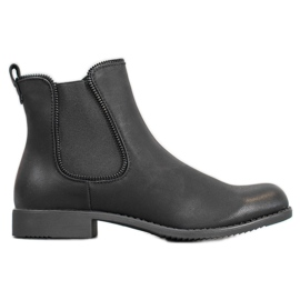 J. Star Booties Jodhpur-laarzen zwart