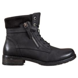 Goodin Zwarte laarzen