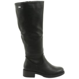 Laarzen op de dikke bodem Sergio Leone 280 zwart