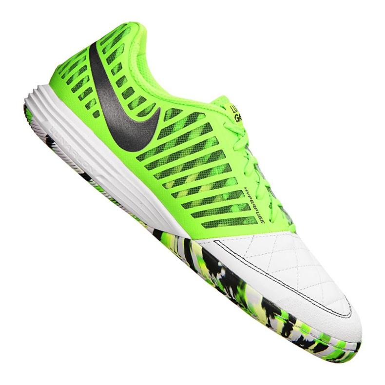 Binnenschoenen Nike LunarGato Ii Ic M 580456-137 groen