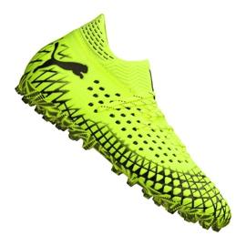 Puma Future 4.1 Netfit Mg M 105678-03 voetbalschoenen geel geel