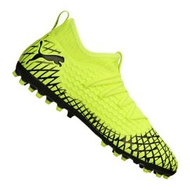 Puma Future 4.3 Netfit Mg M 105684-03 voetbalschoenen geel geel