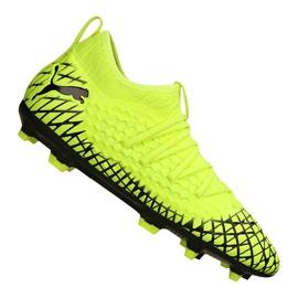 Puma Future 4.3 Netfit Fg / Ag Jr 105693-03 voetbalschoenen geel geel