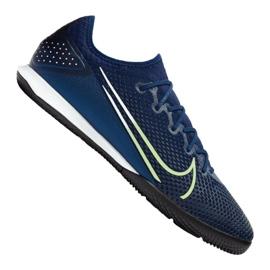 Nike Vapor 13 Pro Mds Ic M CJ1302-401 schoenen blauw